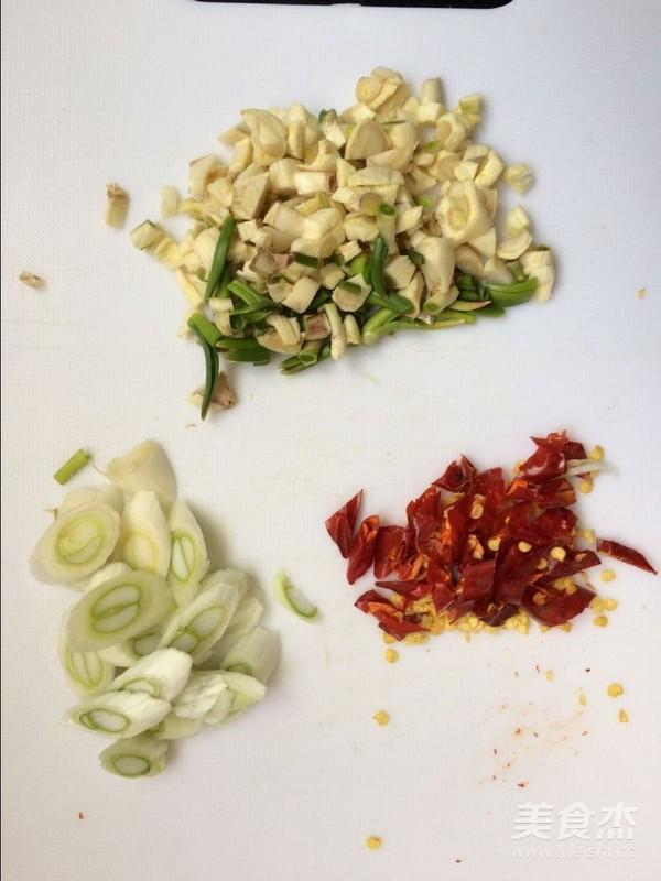 蒜拌海带丝的做法图解