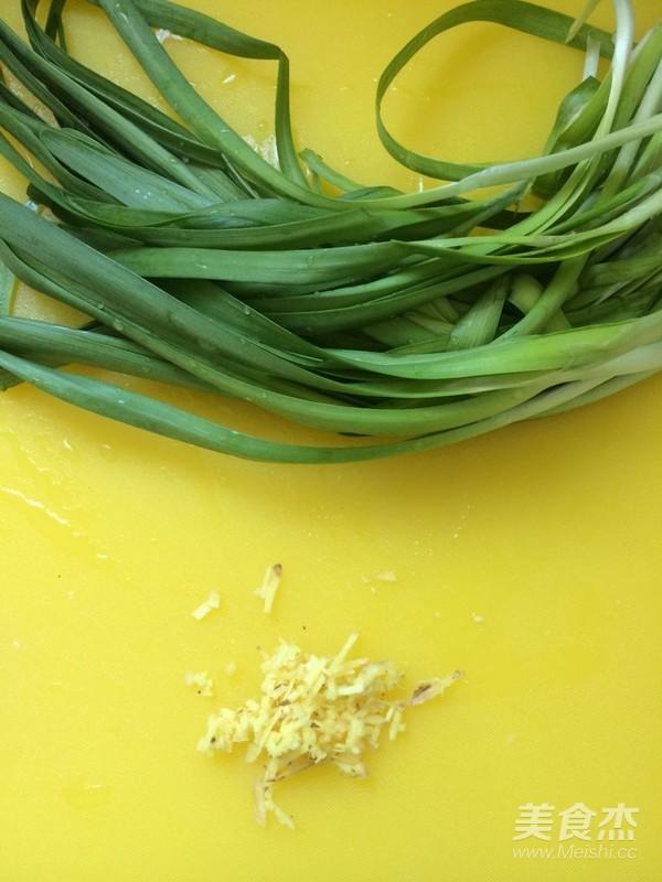 蛤蜊鸡蛋韭菜汤的做法大全