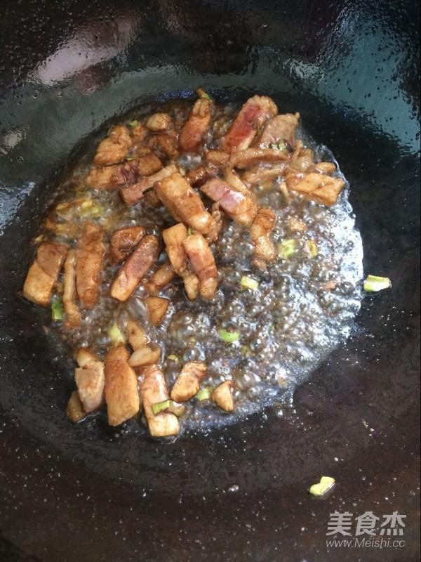 猪肉土豆炖芸豆怎么做