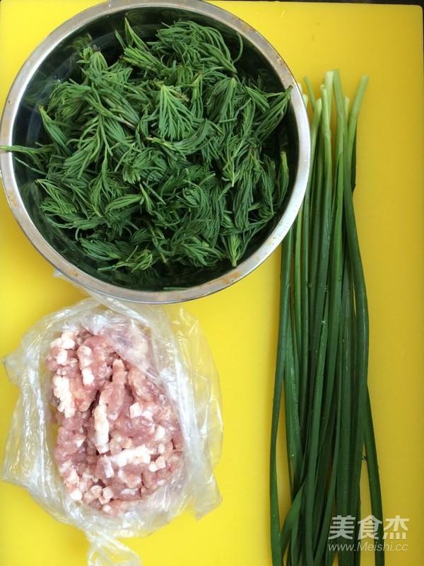 海蓬菜水饺的做法大全