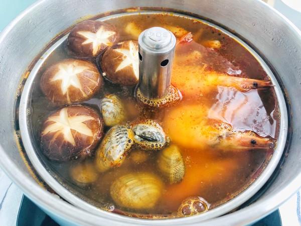 冬阴功汤的步骤