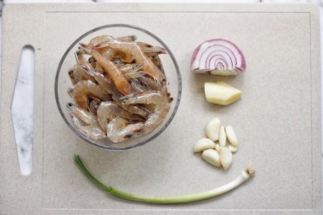 椒盐基围虾的简单做法