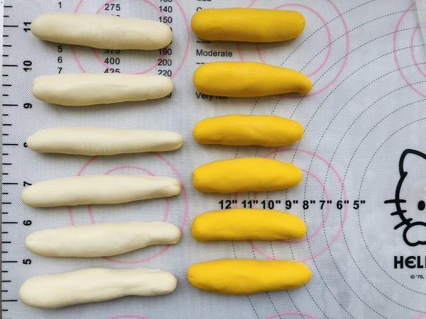 造型香蕉馒头怎么炒