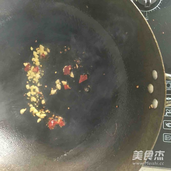 清炒生菜的家常做法