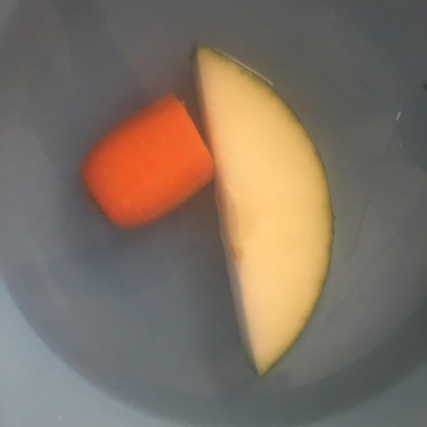 冬瓜萝卜鸡翅炒芝士年糕的做法大全