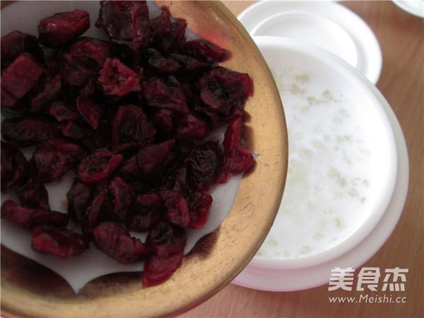 蔓越莓牛奶炖雪蛤怎么煸