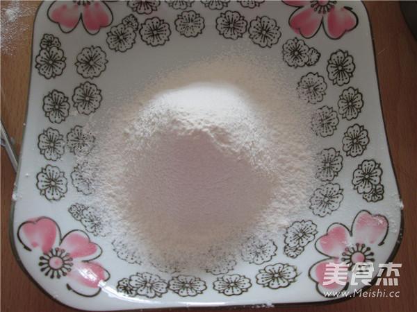 糖桂花棉花蛋糕的做法大全