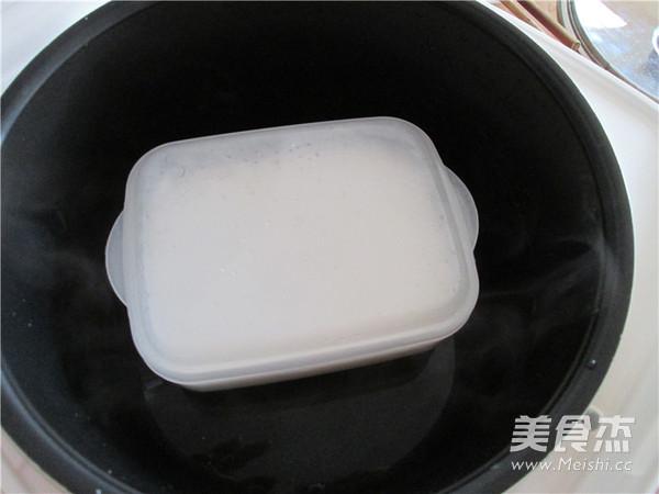 电饭煲蓝莓酸奶怎么煮