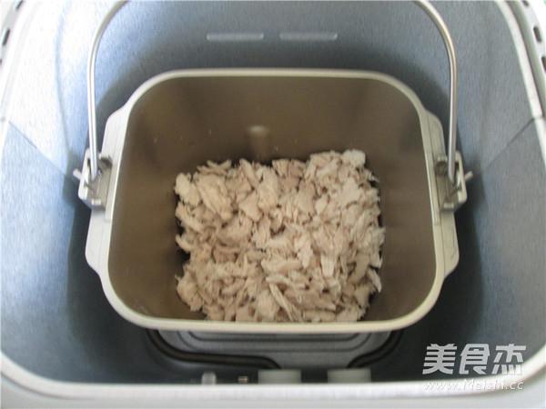 原味肉松怎么炒