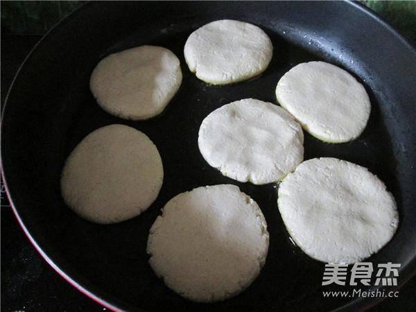 东北香煎年糕饼怎么吃