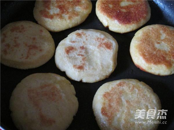 东北香煎年糕饼怎么做