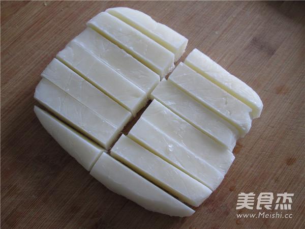广东脆皮炸鲜奶怎么做