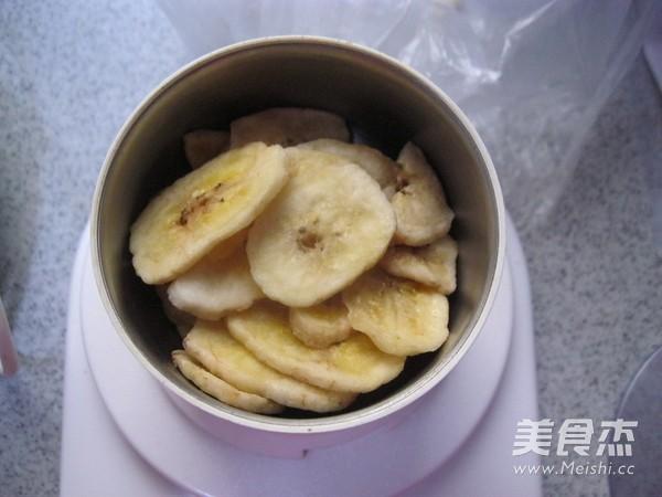 香蕉酥条的做法大全
