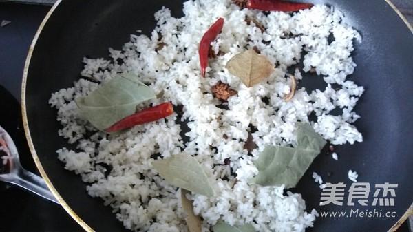 竹叶粉蒸肉的简单做法