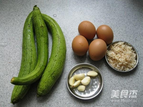 丝瓜炒鸡蛋的做法大全