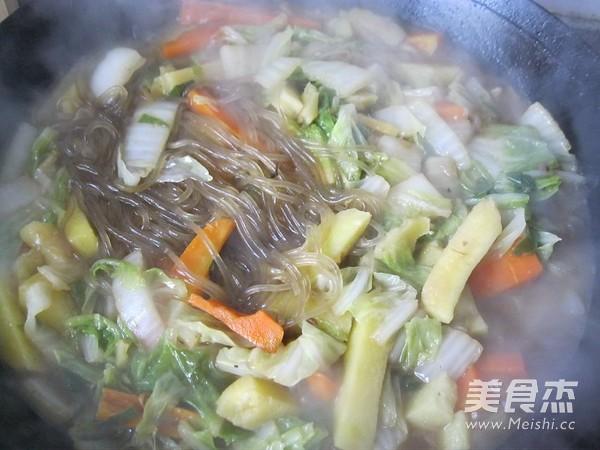 东北酱炖菜怎样煮