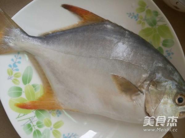 清蒸金鲳鱼的简单做法