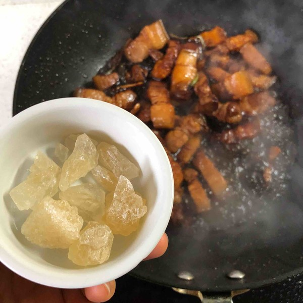 【红红火火】秘制红烧肉怎么煮