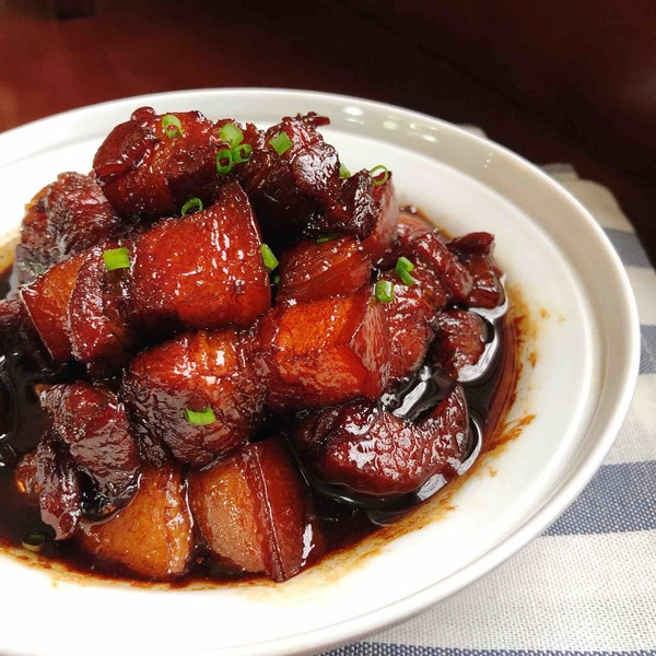 【红红火火】秘制红烧肉怎样炒