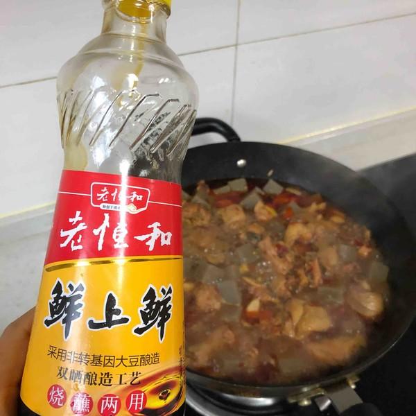 啤酒魔芋炖鸡怎么煮