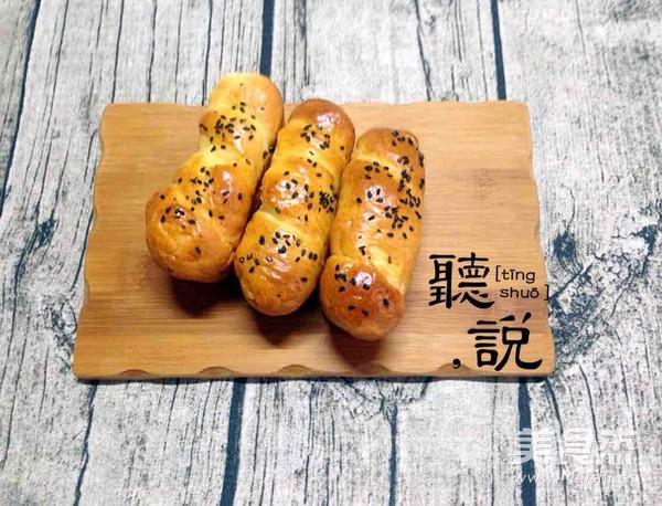 早餐包&香肠面包成品图