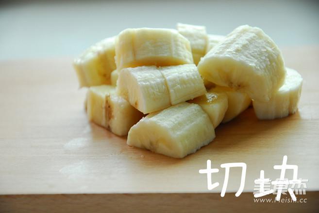 宝宝爱吃的香蕉鸡蛋饼的做法图解