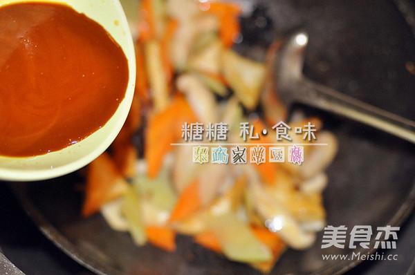 五色杂疏家常豆腐怎么做