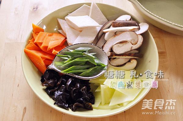五色杂疏家常豆腐的做法大全