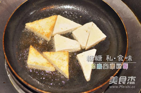 五色杂疏家常豆腐的做法图解