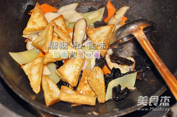 五色杂疏家常豆腐怎么吃