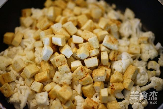 纯素豆腐菜花印度口味怎么做