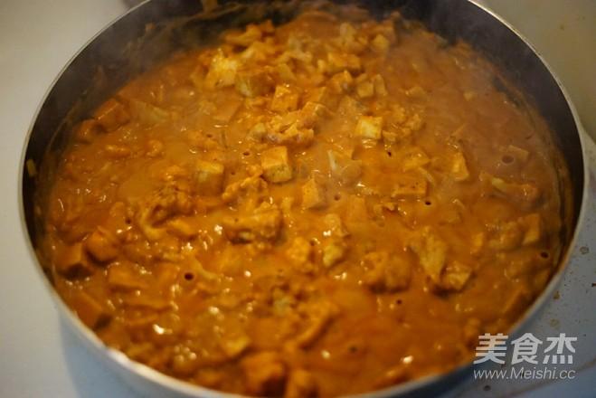 纯素豆腐菜花印度口味怎么煮