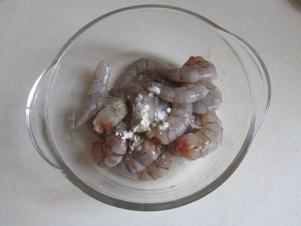 芦笋炒虾仁的做法的做法大全