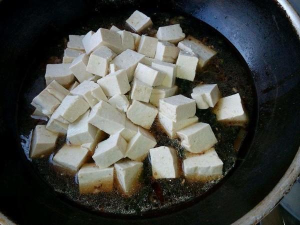 减肥食谱清炖豆腐的做法图解