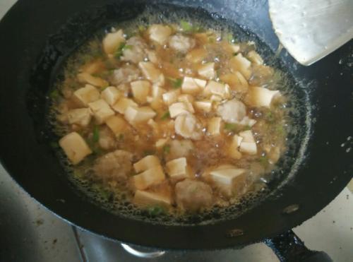 减肥食谱清炖豆腐的家常做法
