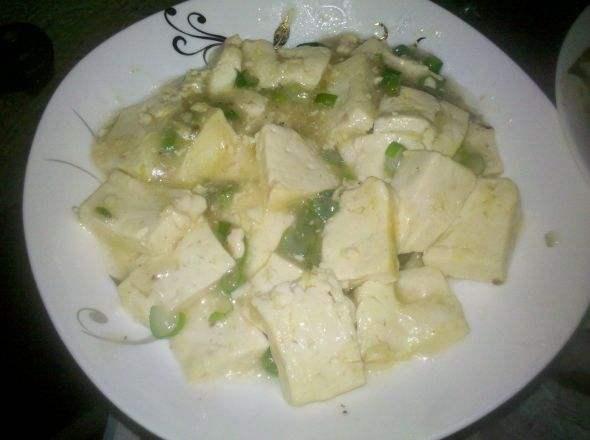 减肥食谱清炖豆腐的简单做法