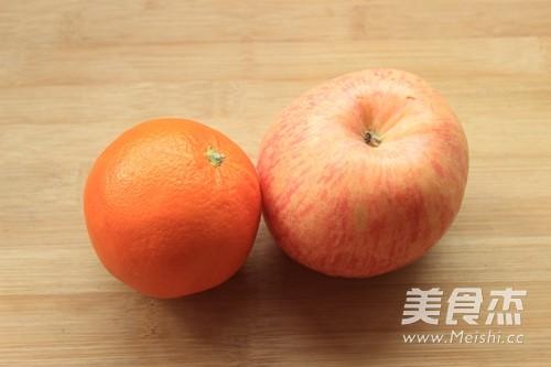苹果橙汁的做法大全
