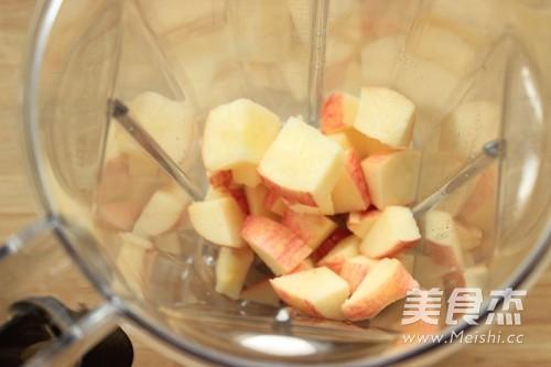 苹果橙汁的家常做法
