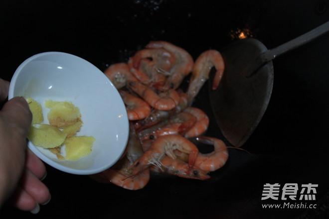 咖喱虾的简单做法