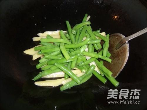 刀豆炒土豆的简单做法