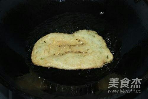 葱花油饼怎么炖