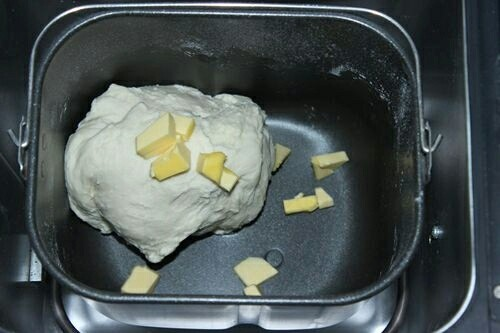 奶酪面包的做法图解
