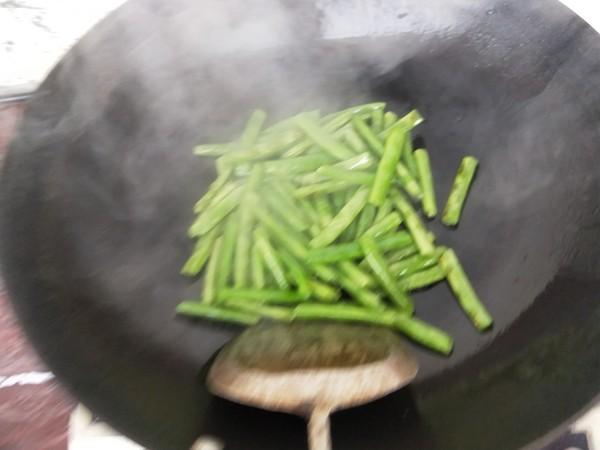 干煸四季豆怎么炒