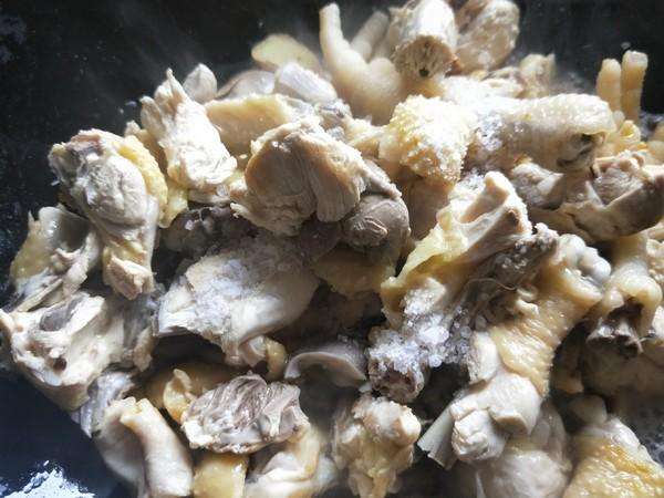 板栗鸡怎么吃
