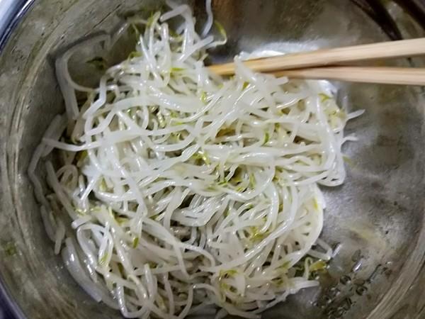 凉拌绿豆芽怎么炒