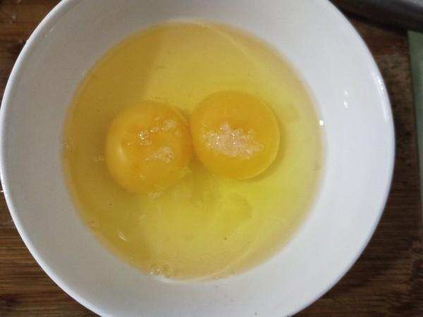 韭黄炒蛋的做法图解
