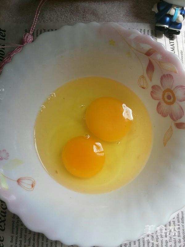 佛手瓜炒蛋的做法图解