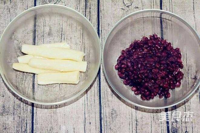调节宝宝脾胃— 山药红豆泥卷的做法大全