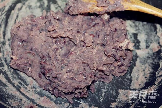 调节宝宝脾胃— 山药红豆泥卷的做法图解
