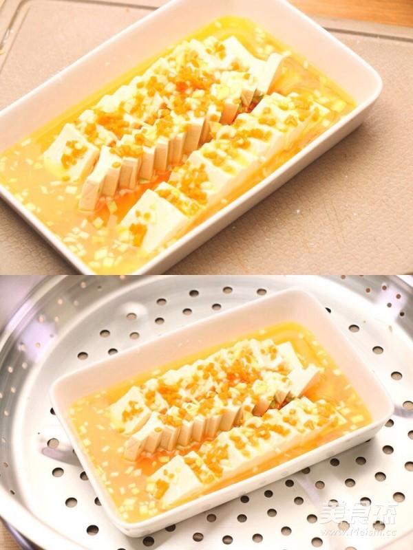 蛋蒸豆腐怎么炒